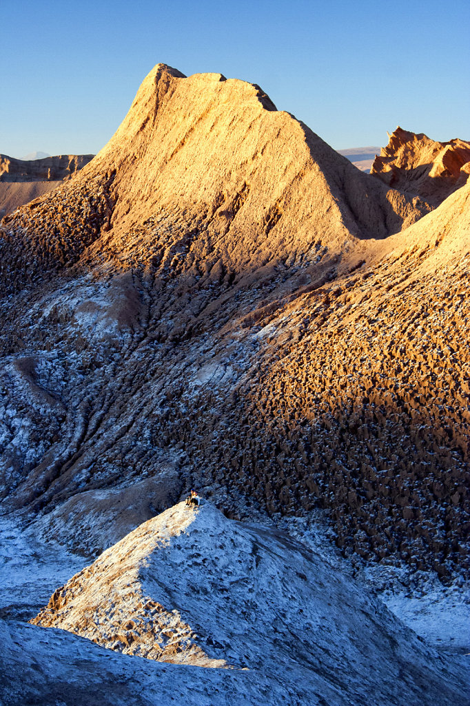 19. Chili Noord - Atacama. Meer van Chungara
