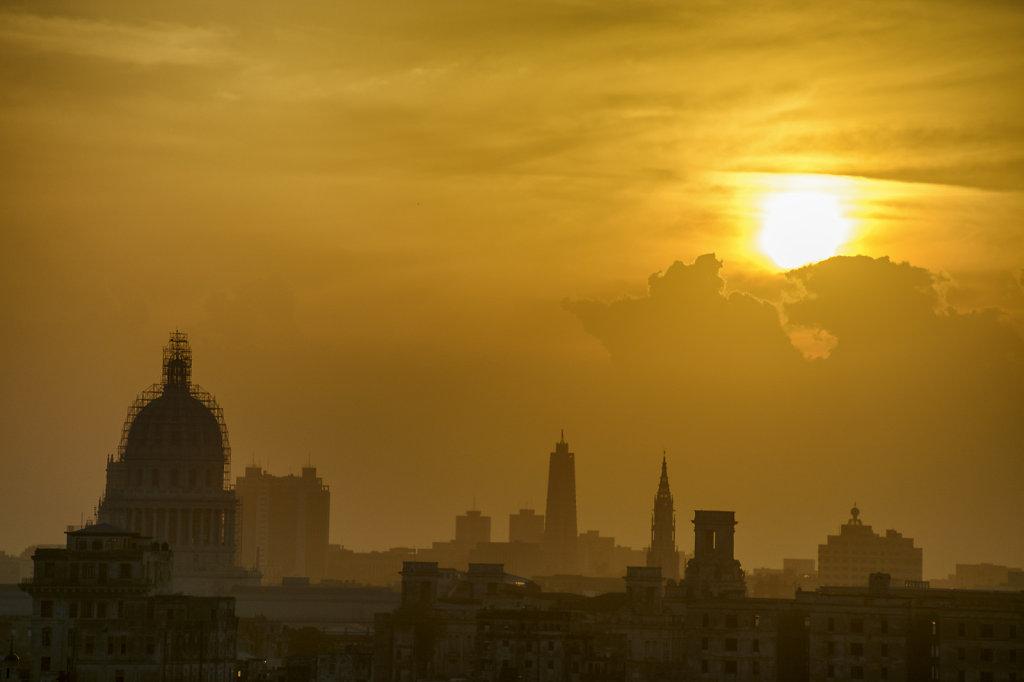 10. Havana - Zonsondergang