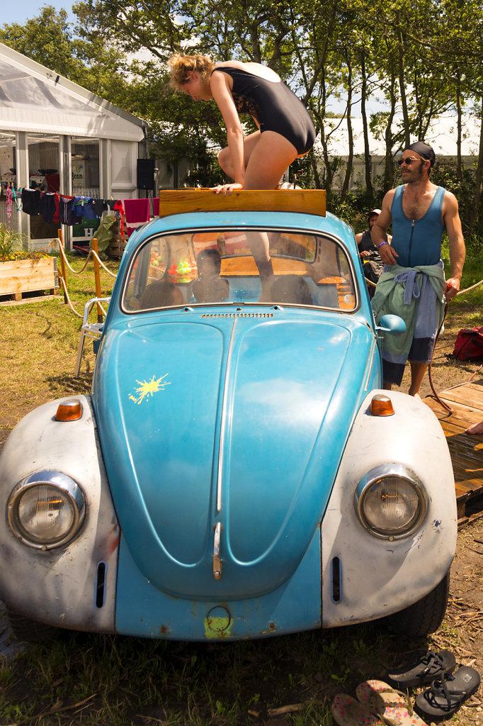 13. Oerol 2016 - Carpool
