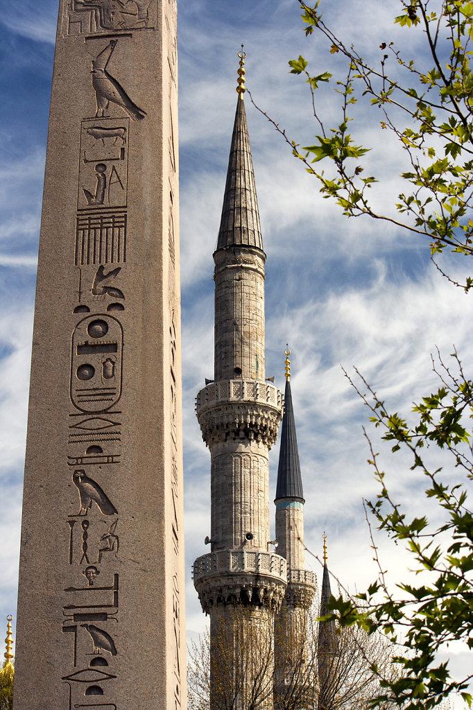 8. Istanbul - Blauwe moskee