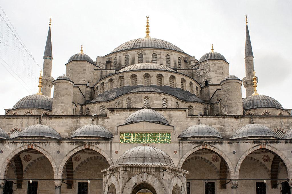 18. Istanbul - Sultan Ahmet Camii