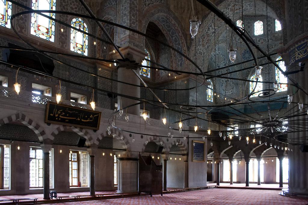 20. Istanbul - Sultan Ahmet Camii