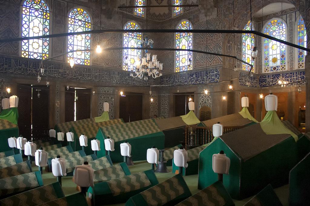 21. Istanbul - Sultan Ahmet Camii