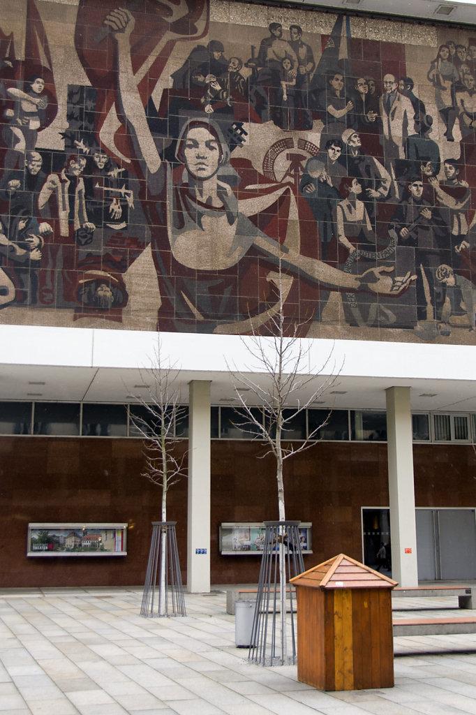 9. Dresden - Kulturpalast